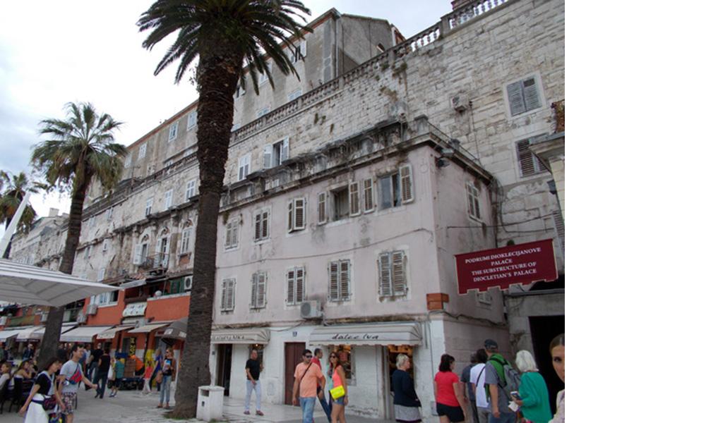 Riva u Splitu