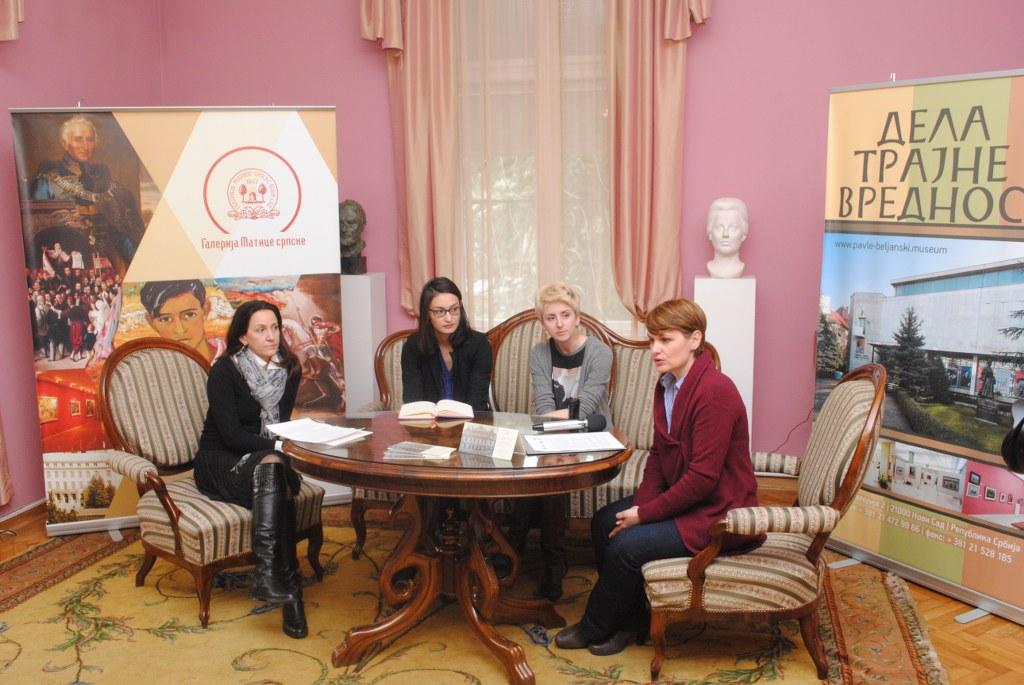 Konferencija za medije - govori M. Orlovic Cobanov, SZPB