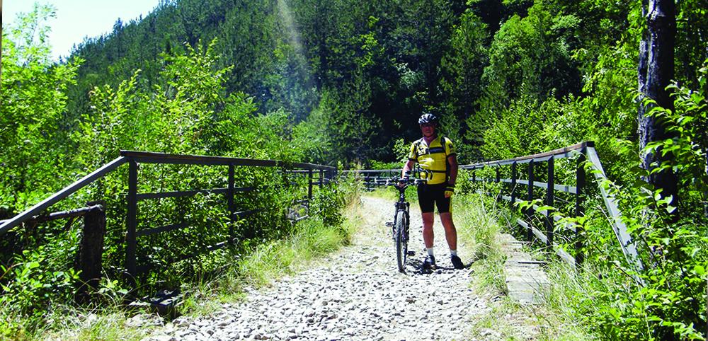 FOTO 2 Viadukt na Parenzani