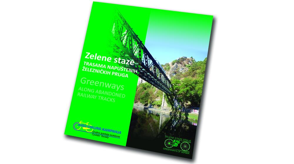 FOTO 4 Publikacija sa mapom zelenih staza