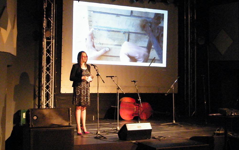 FOTO 2 Grozdana Milenkov prezentuje Kodeks