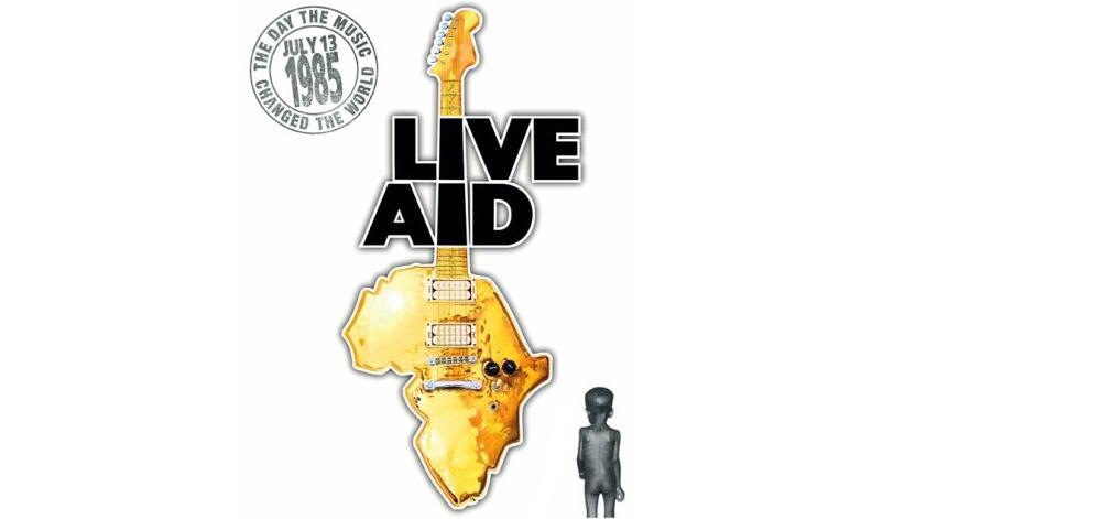 FOTO 1 Live Aid (naslovna strana DVD izdanja)