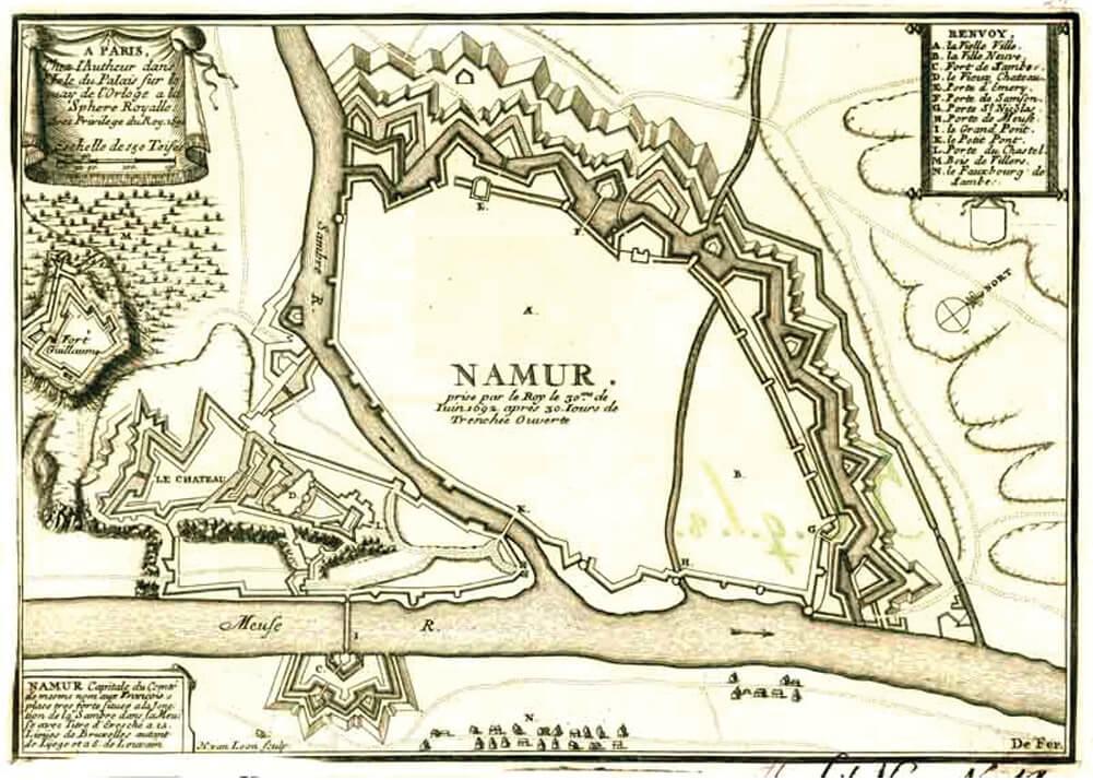 foto-6-tvrdava-namur-u-belgiji-u-vreme-opsade-1692-godine