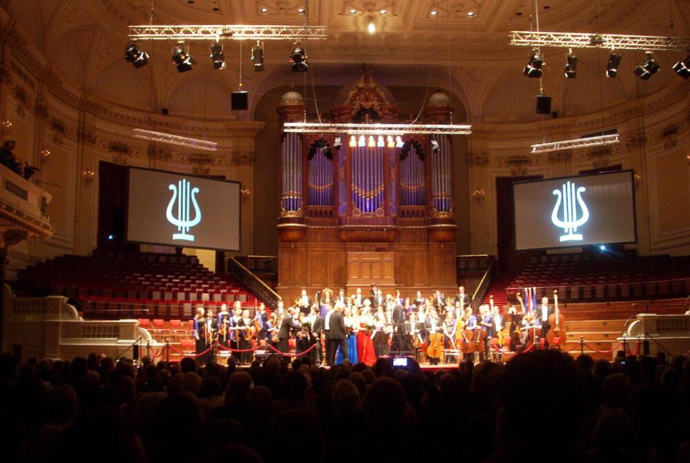 FOTO 2 Koncertna dvorana Concert-Gebouw