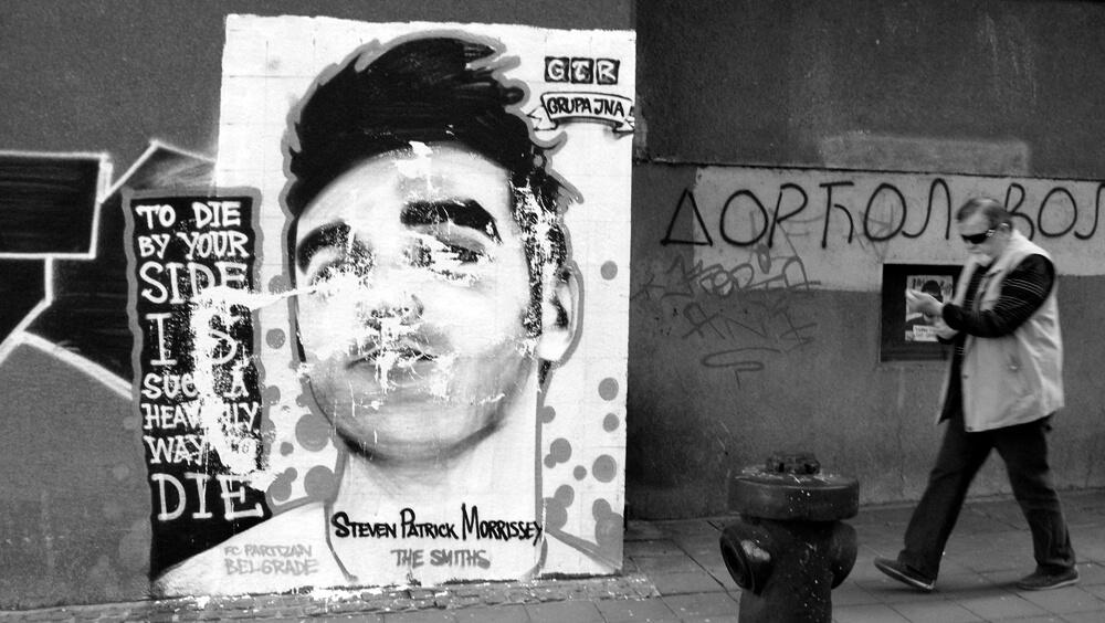 FOTO 6 Stevan Patriković, -Umreti pored tebe je tako uzvišena smrt-