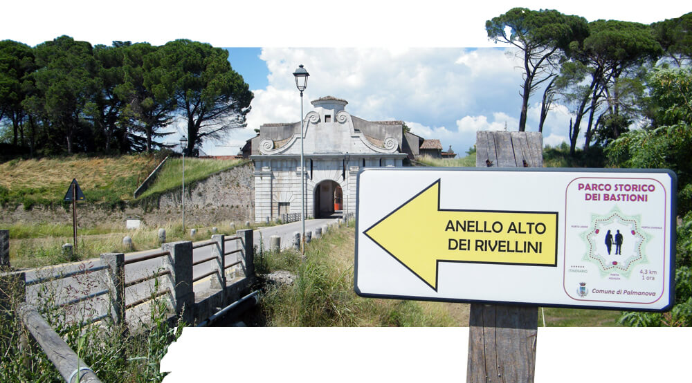 FOTO Obeležene pešačke staza kod Porte Aquileia