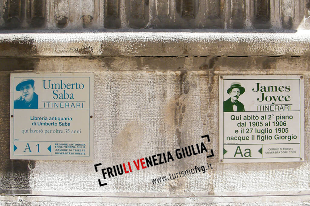 FOTO 1 Informativne pločice koje obeležavaju itinerer