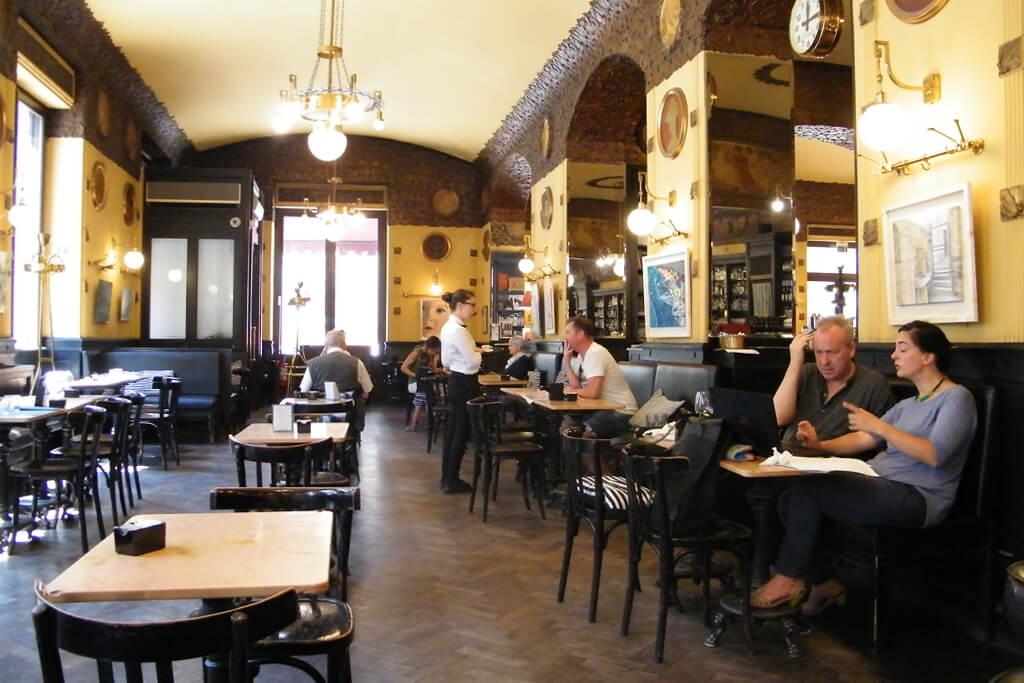 FOTO 7 Cafe San Marco