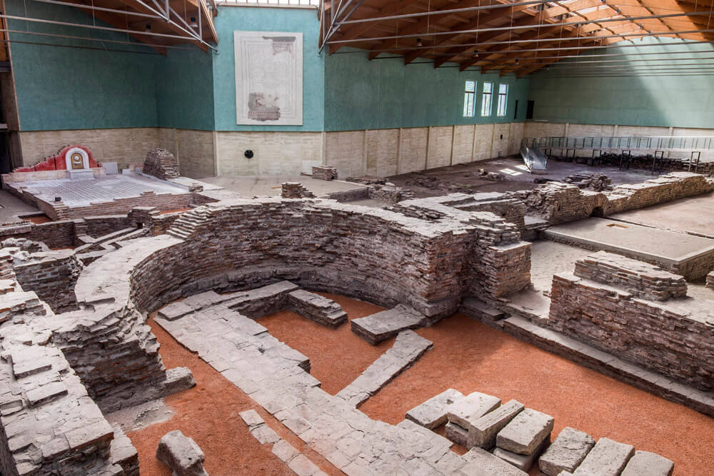 ostaci - Carska palata, autor fotografije - Gianluca Baronchelli
