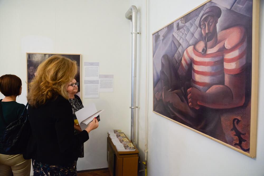 Свечаност поводом обележавања 170 година трајања Галерије Матице српске у будимпештанском Текелијануму.
