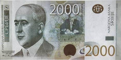 milutin-milankovic-2000-dinara